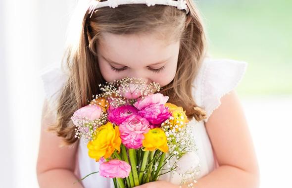 子供の花嫁